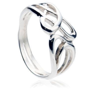 Stylish Silver Ring