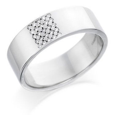 Brilliant Cut Diamond Ring