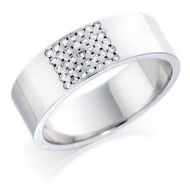 Brilliant Cut Diamond Set Ring