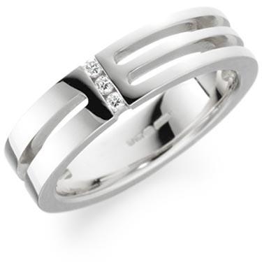 Brilliant Cut Diamond Wedding Ring