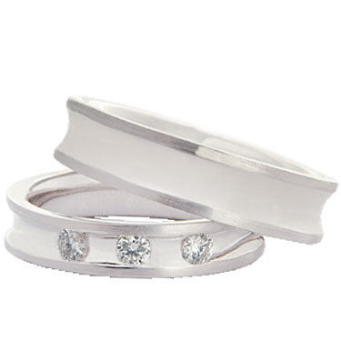 Plain Decorative Wedding Ring