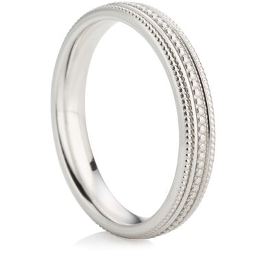 Decorative Wedding Ring (3.5mm)