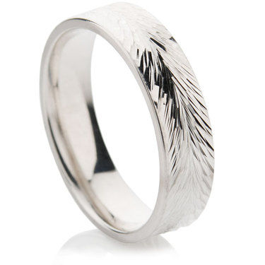 Amo Finish Decorative Wedding Ring