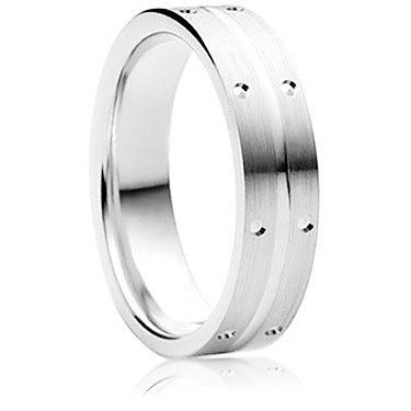 Amitie Finish Wedding Ring