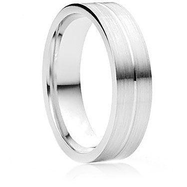 Amore Finish Wedding Ring