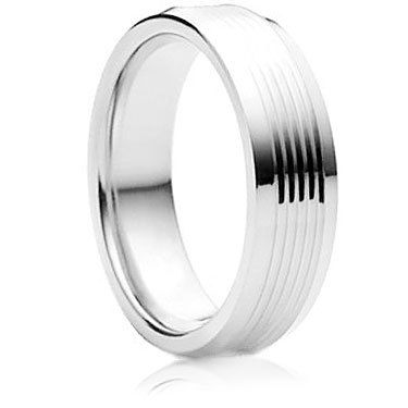 Armonice Finish Wedding Ring