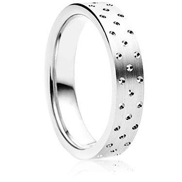 Cuidado Finish Wedding Ring