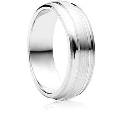 Dedique Finish Wedding Ring
