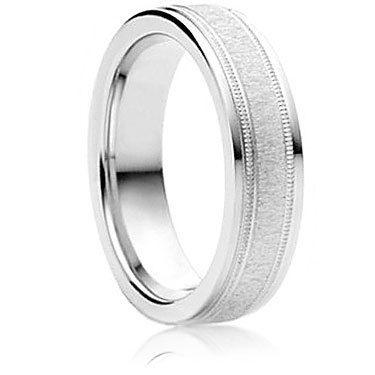 Deseo Finish Wedding Ring