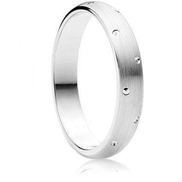 Entrelace Finish Wedding Ring