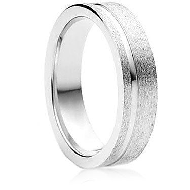 Eterno Finish Wedding Ring