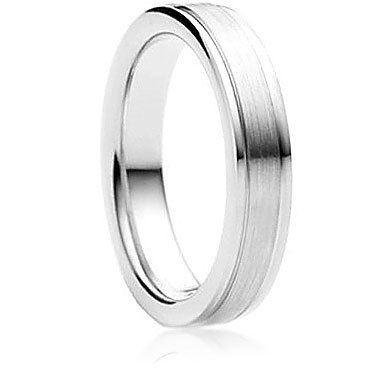 Fiore Finish Wedding Ring