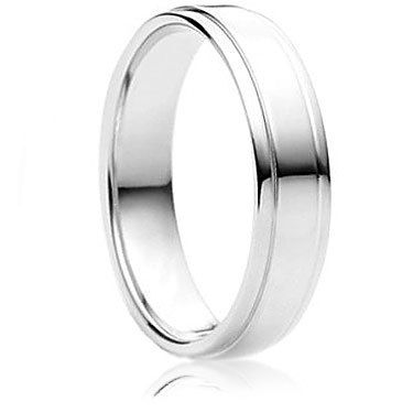 Insieme Finish Wedding Ring