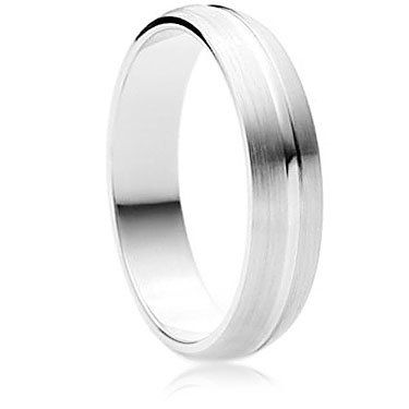 Luna Finish Wedding Ring