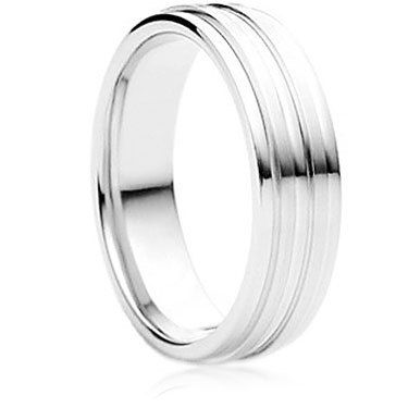 Miele Finish Wedding Ring