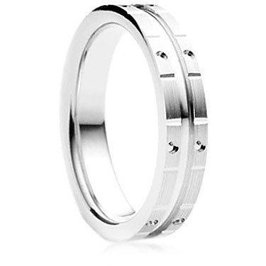 Simile Finish Wedding Ring