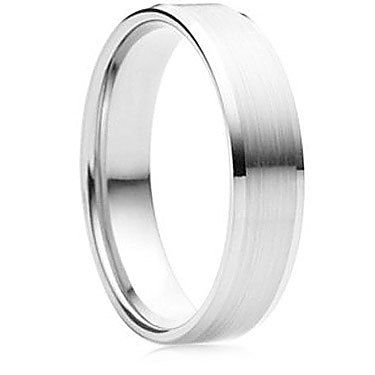 Soleil Finish Wedding Ring