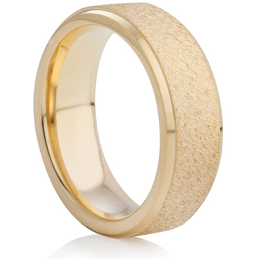 RJ174 finish wedding ring