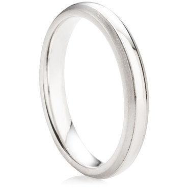 B36 Finish Wedding Ring