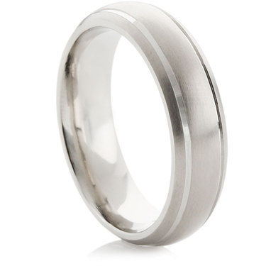 B62 Finish Wedding Ring