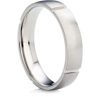 B26 Finish Wedding Ring