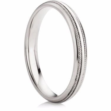 B29 Finish Wedding Ring
