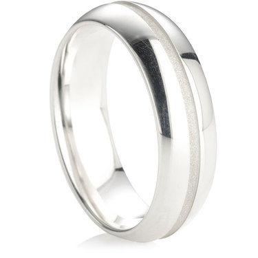 B39 Finish Wedding Ring