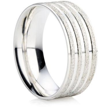 B43 Finish Wedding Ring