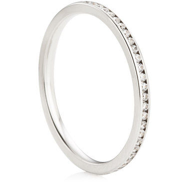 Brilliant Cut Full Eternity Ring