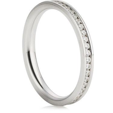 Brilliant Cut Full Eternity Ring