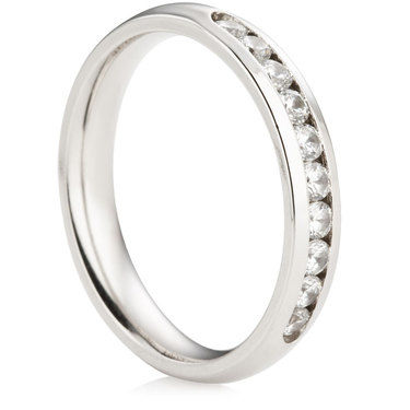 Half Eternity Ring - 0.33ct