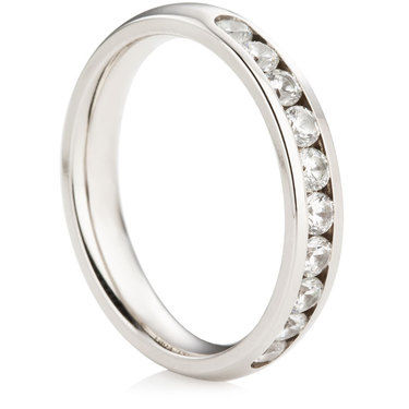 Half Eternity Ring - 0.50ct