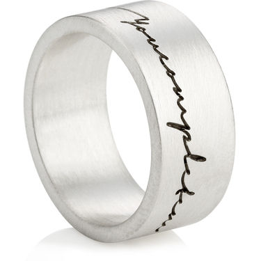 Laser Engraved Rings