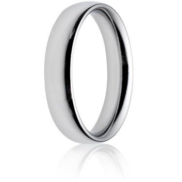 5mm Heavy Weight Court Wedding Ring