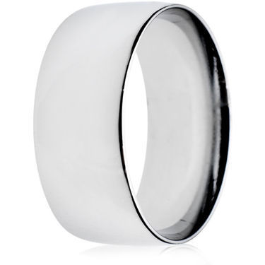 10mm Light Weight Court Wedding Ring
