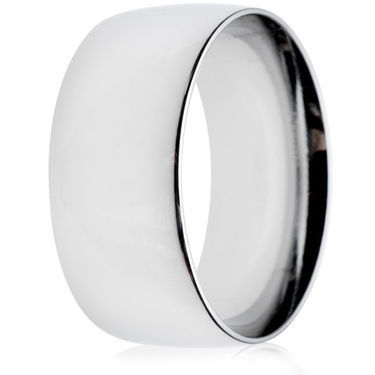 10mm Medium Weight Court Wedding Ring
