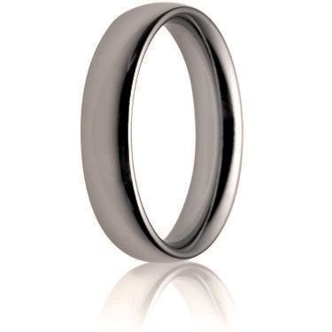 5mm Heavy Weight Court Wedding Ring