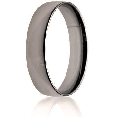 5mm Light Weight Court Wedding Ring