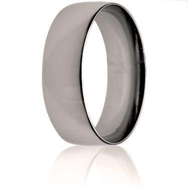 6mm Light Weight Court Wedding Ring