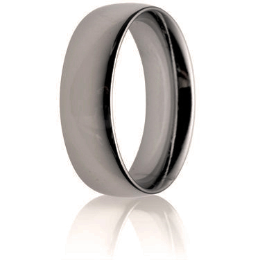 7mm Heavy Weight Court Wedding Ring
