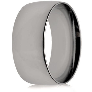10mm Medium Weight Court Wedding Ring