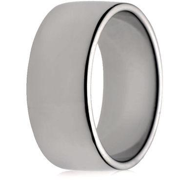 10mm Medium Weight Double Comfort Wedding Ring