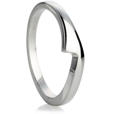 Plain Shaped wedding Ring