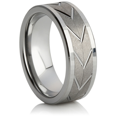 Tungsten Carbide Spinner Ring