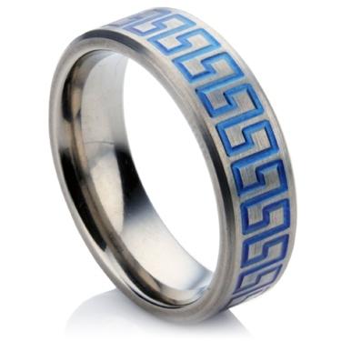 Zirconium Wedding Ring