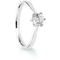 Brilliant Cut Diamond Solitaire Engagement Ring Thumbnail 2