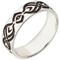 Celtic Swirl Laser Engraved Ring Thumbnail 2