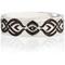 Celtic Swirl Laser Engraved Ring Thumbnail 4
