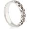 Bohemian Design Laser Engraved Ring Thumbnail 1