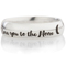 Laser Engraved Ring with I Love You To The Moon and Back Thumbnail 4